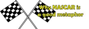 NASCARMetaphor