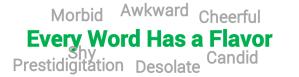 WordFlavors